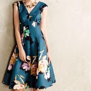 Anthropologie Baikal Dress